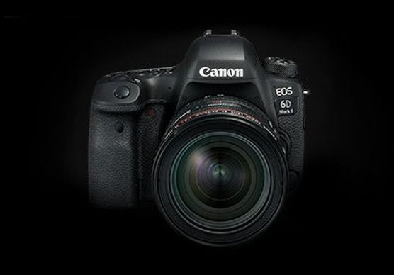 Canon's new EOS 6D Mark II