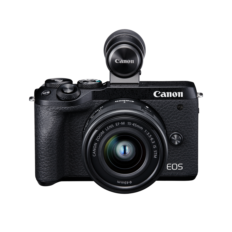 EOS M6 Mark II Front
