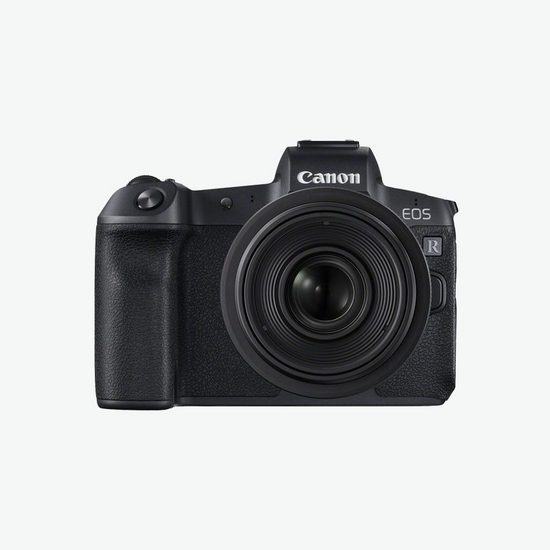Image of EOS R full-frame mirrorless camera body
