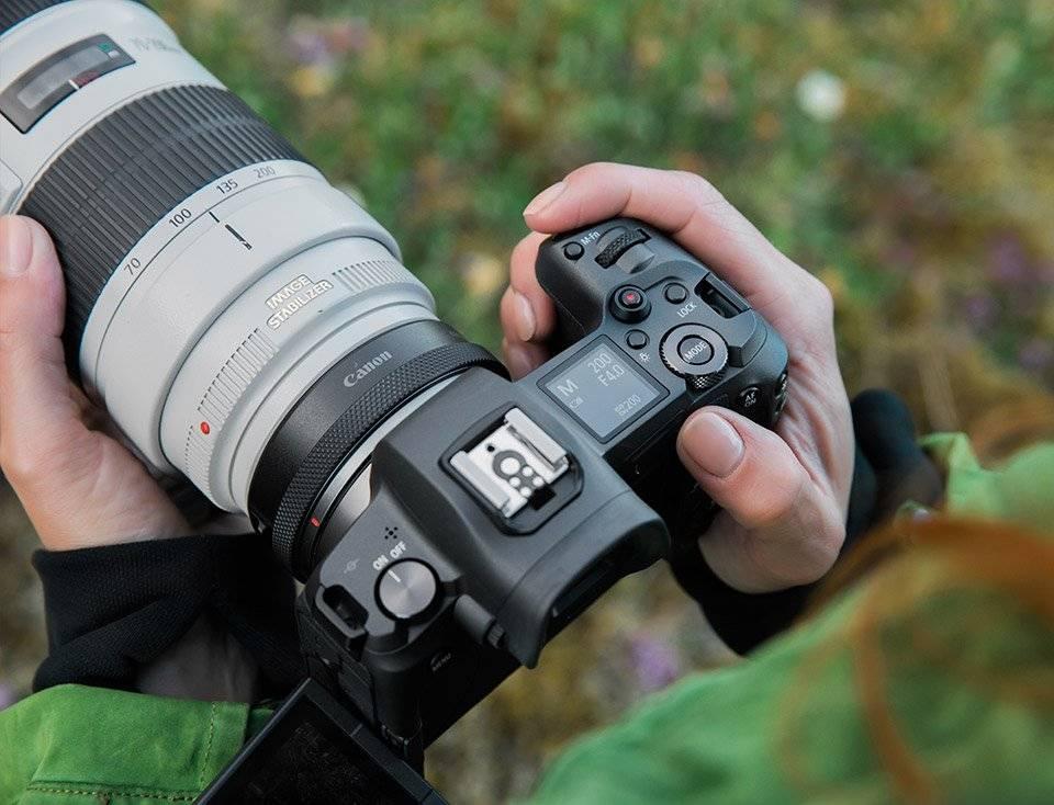 4K Mirrorless Cameras