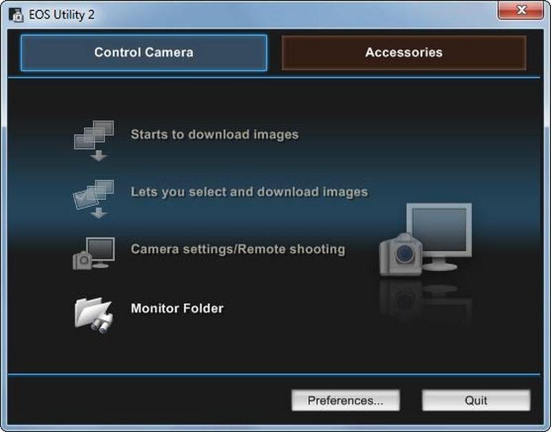 Canon Digital Camera Solution Disk V29.0