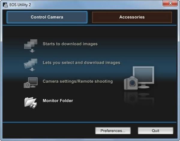 Скачать eos utility для canon windows 10.