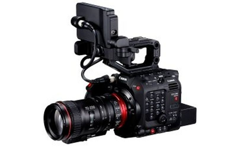 Canon strengthens its cinema offering with the EOS C300 Mark III – a next generation camera with innovative DGO sensor – and a broadcast/cinema hybrid CINE-SERVO lens