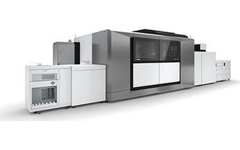 DIGITAL INKJET PRINT EMBELLISHMENT OPPORTUNITIES FOR CANON VARIOPRINT iX-SERIES AND SCODIX ULTRA DIGITAL ENHANCEMENT PRESSES