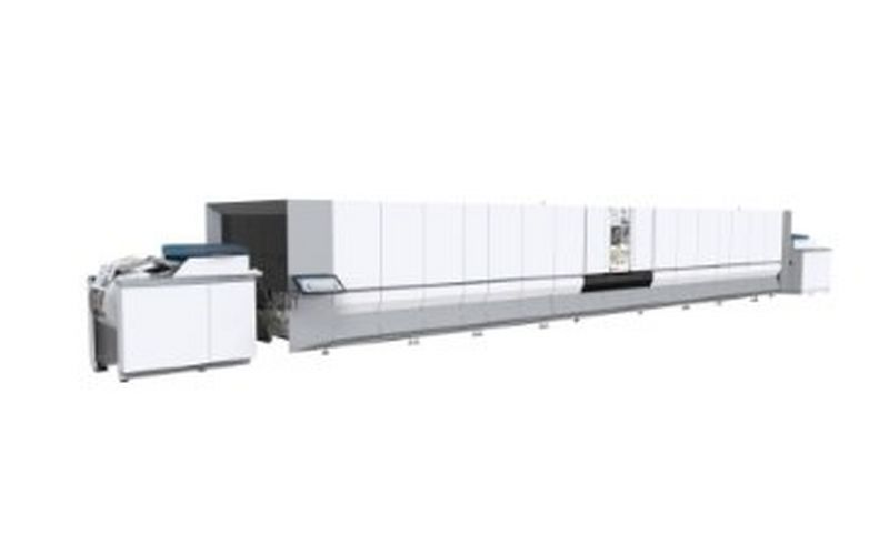 CANON NAMED MARKET LEADER FOR CONTINUOUS FEED AND SHEET FED INKJET HEAVY PRODUCTION PRINTING SEGMENTS IN EMEA
