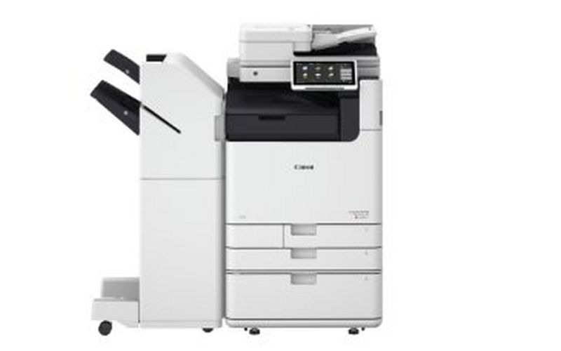 CANON SUPPORTS THE ACCELERATING DEMANDS OF HYBRID WORKING WITH THE IMAGERUNNER ADVANCE DX C5800 SERIES