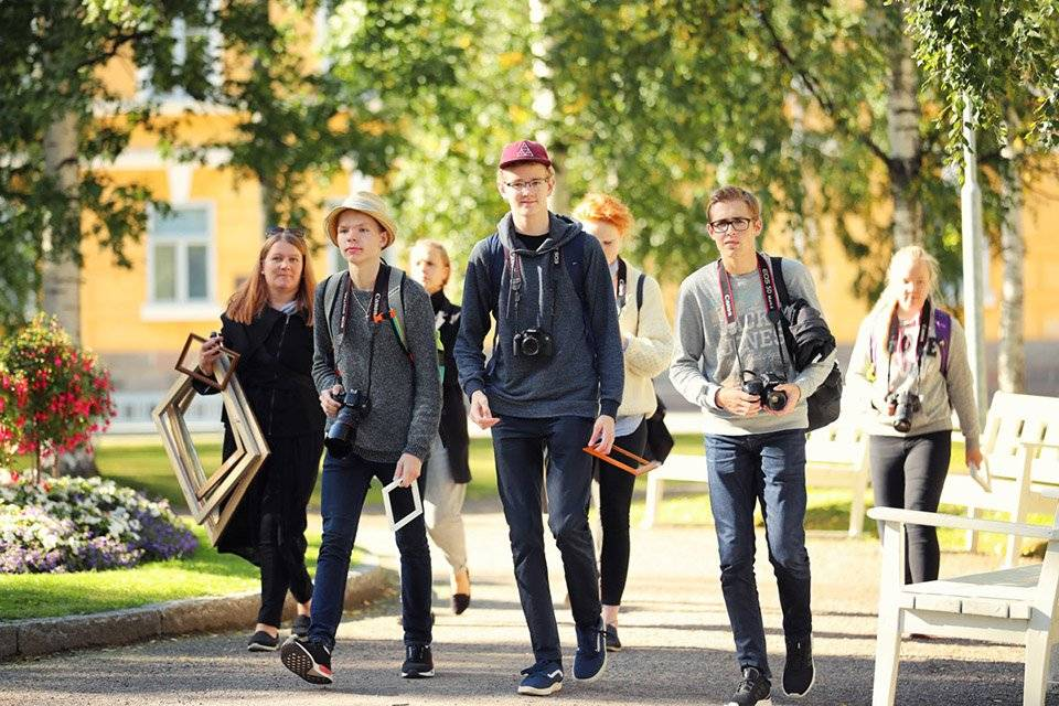 Young People Programme | Finland