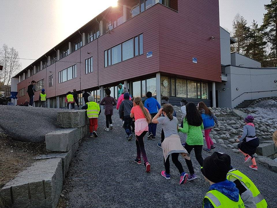 Hallagerbakken skole | Norway