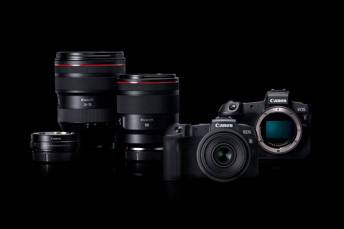 CAPTURE THE FUTURE WITH THE  EOS R SYSTEM