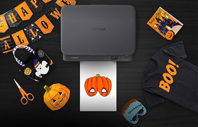 Halloween decorations to print at home