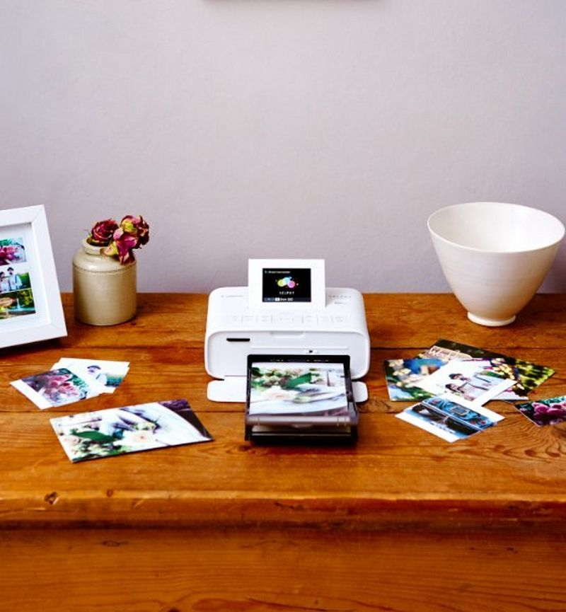 Home & Photo Printers SELPHY CP1200 Ambient