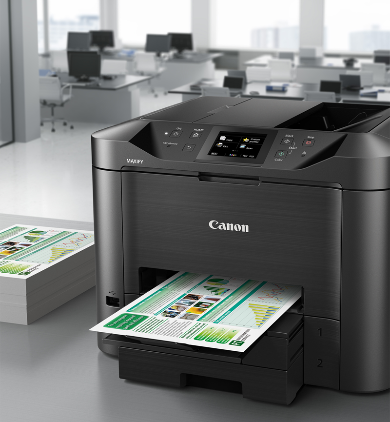 Home And Small Office Printers MAXIFY MB5450 Ambient