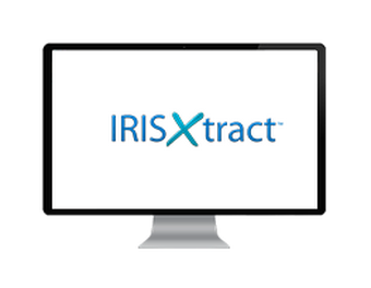 IRISXtract high-quality paperless processing software