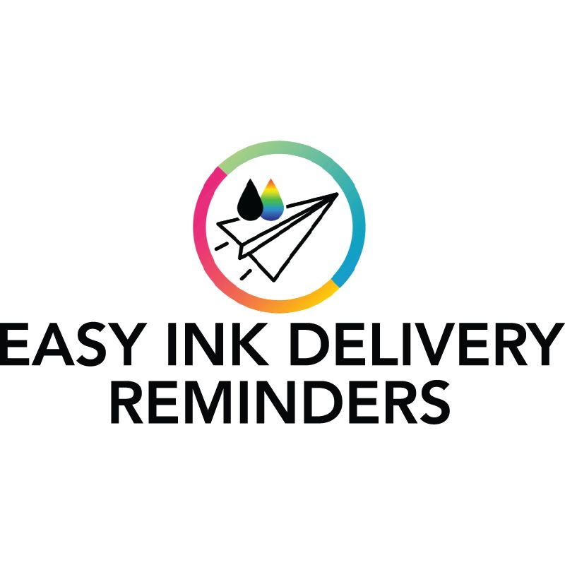 Print Rewards & Easy Ink Delivery Reminders