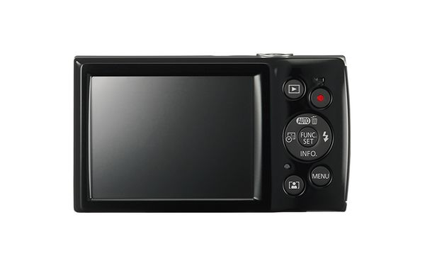 IXUS 185 black back