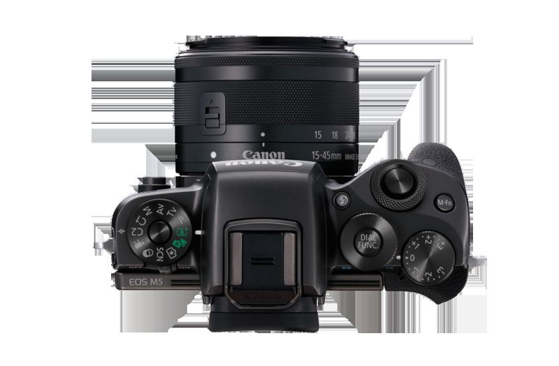 Canon EOS M-series Compact Camera