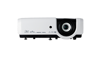 LV-HD420 slim full HD projector