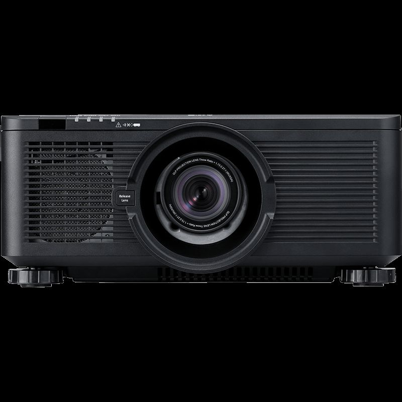 Canon projector LX-MU800Z front product shot