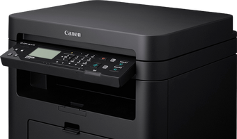 i-SENSYS MF232w Canon Office Black Printer