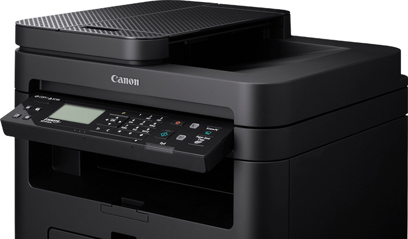 i-SENSYS MF244dw Canon Office Black Printer
