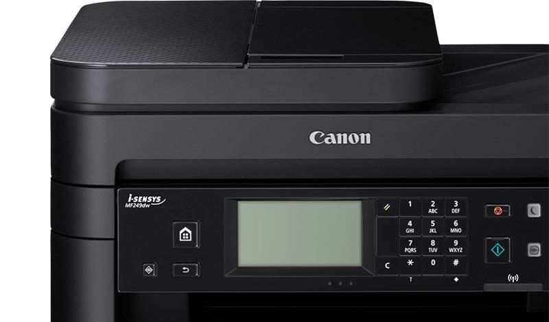 I Sensys Mf249dw I Sensys Laser Multifunction Printers