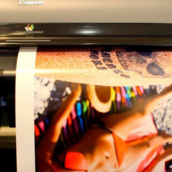 Canon imagePROGRAF large format printer delivers outstanding image quality even at high speeds