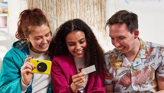 Pocket Printers & Instant Cameras