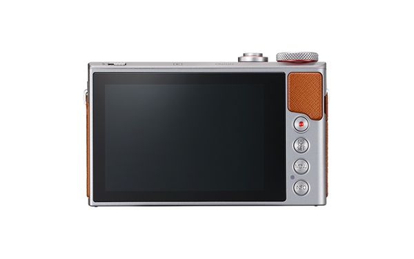 PowerShot G9 X Mark II Silver Back