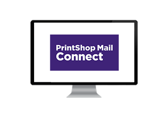 PrintShop Mail Connect flexible printing software