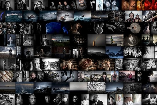 A screen capture of 100 images by Canon Ambassador Clive Booth.