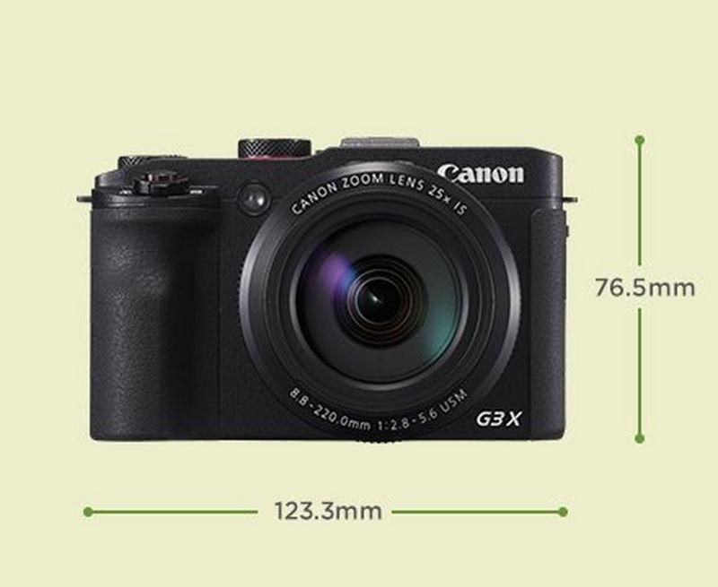 كاميرا Powershot G3 X