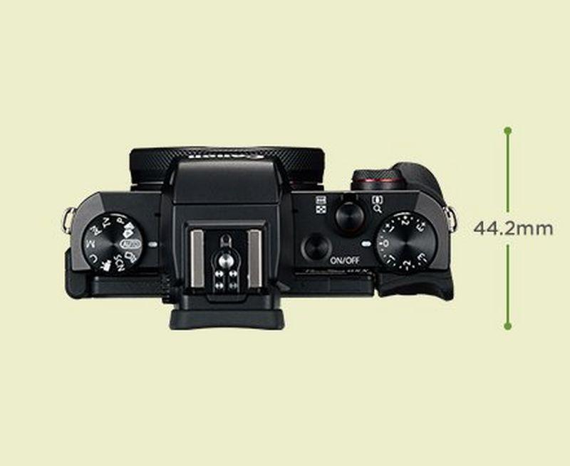 PowerShot G5 X عرض 2
