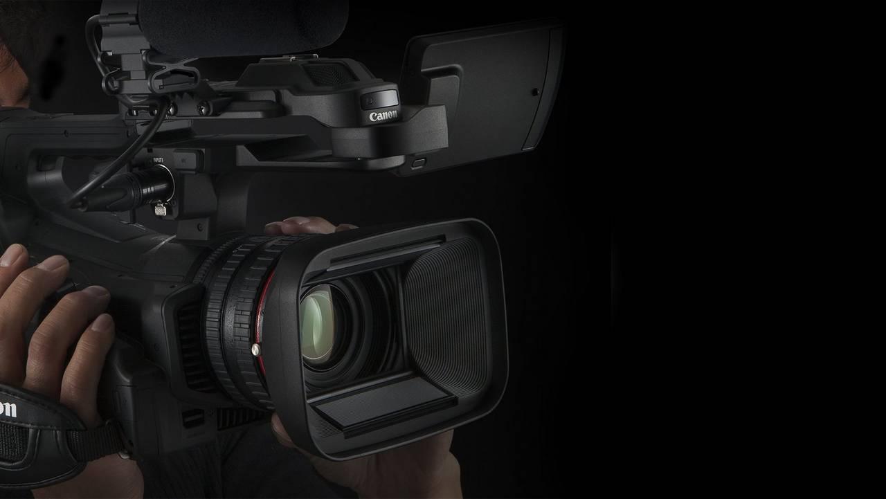 Canon XF705 - Professional Video Cameras - Canon Spain