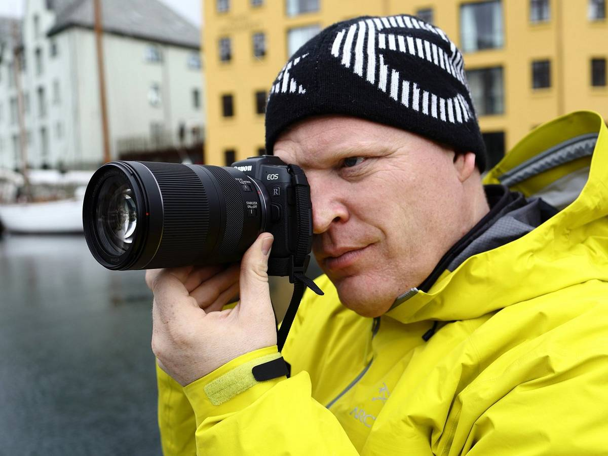RF 24-240MM Richard Walch Norway BTS