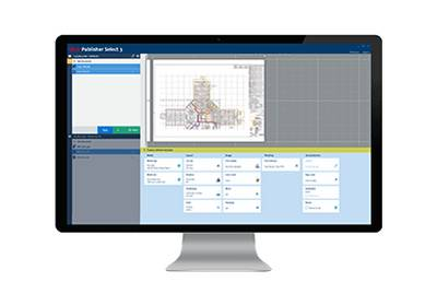 CAD & GIS workflow software on desktops