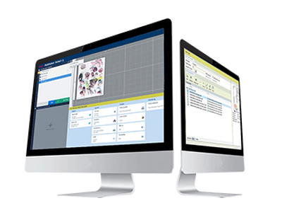 Print shop management software
