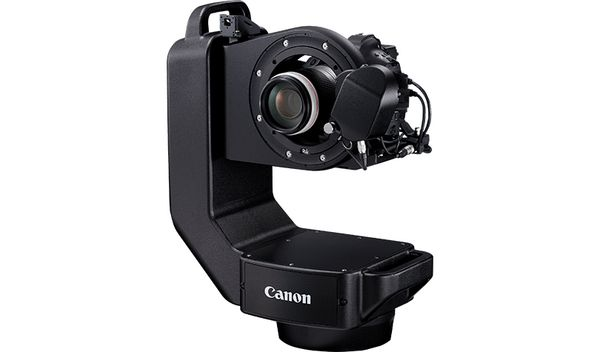 Canon Robotic Camera System CR-S700R