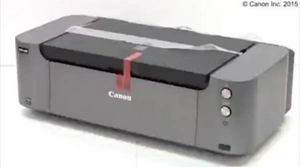 Pixma Pro 100s Setup And Troubleshooting Videos Canon Uk