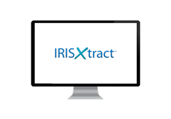 IRISXtract document scanning & capture software