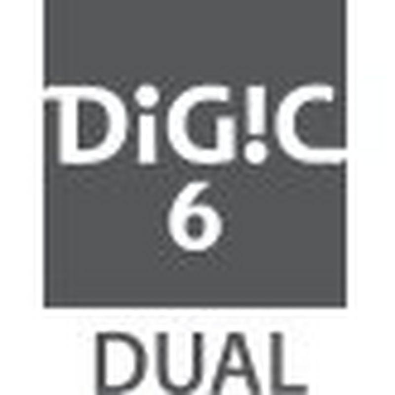 Два процессора DIGIC 6