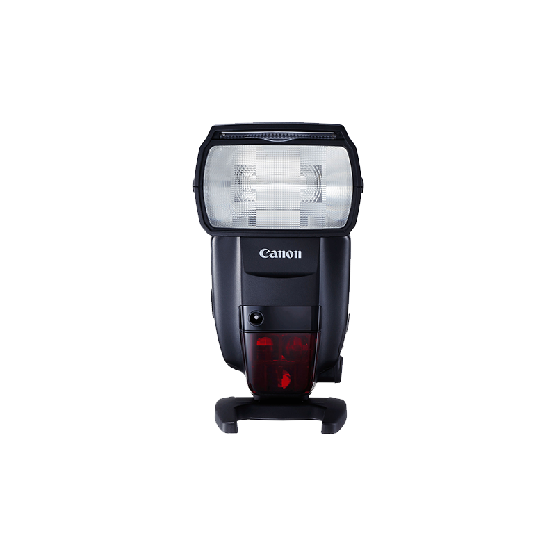 Canon Speedlite 600EX III-RT – front facing