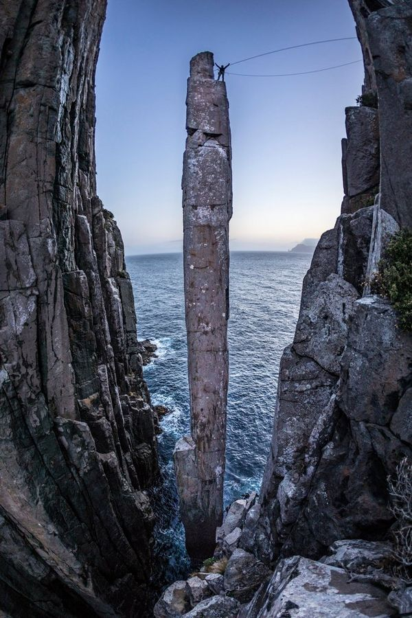 Tasman Peninsula Cliffs
