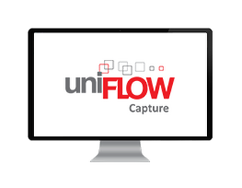 uniFLOW versatile system for distributing documents