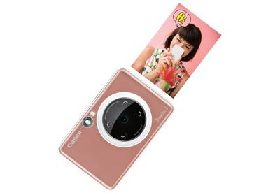 Zoemini S 2-in-1 Instant Print Bluetooth Camera
