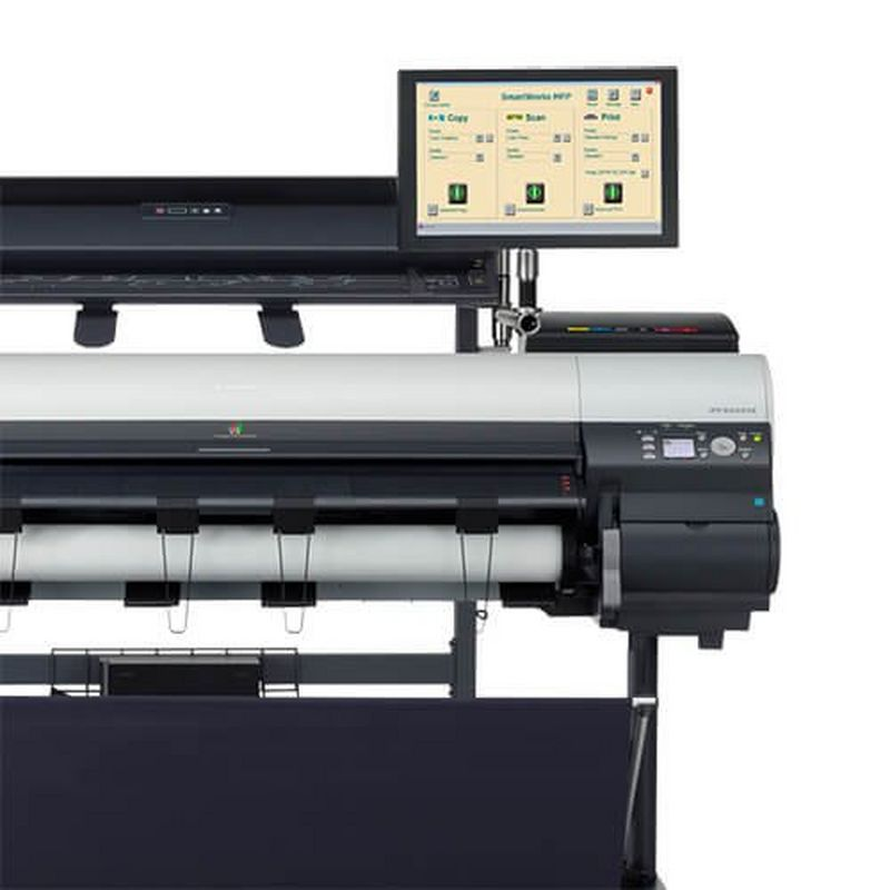 All-in-one large format printers