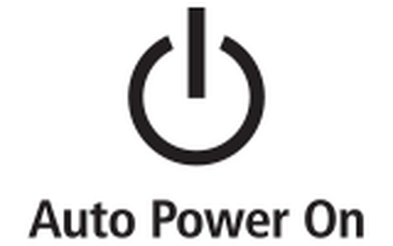 Auto Power on