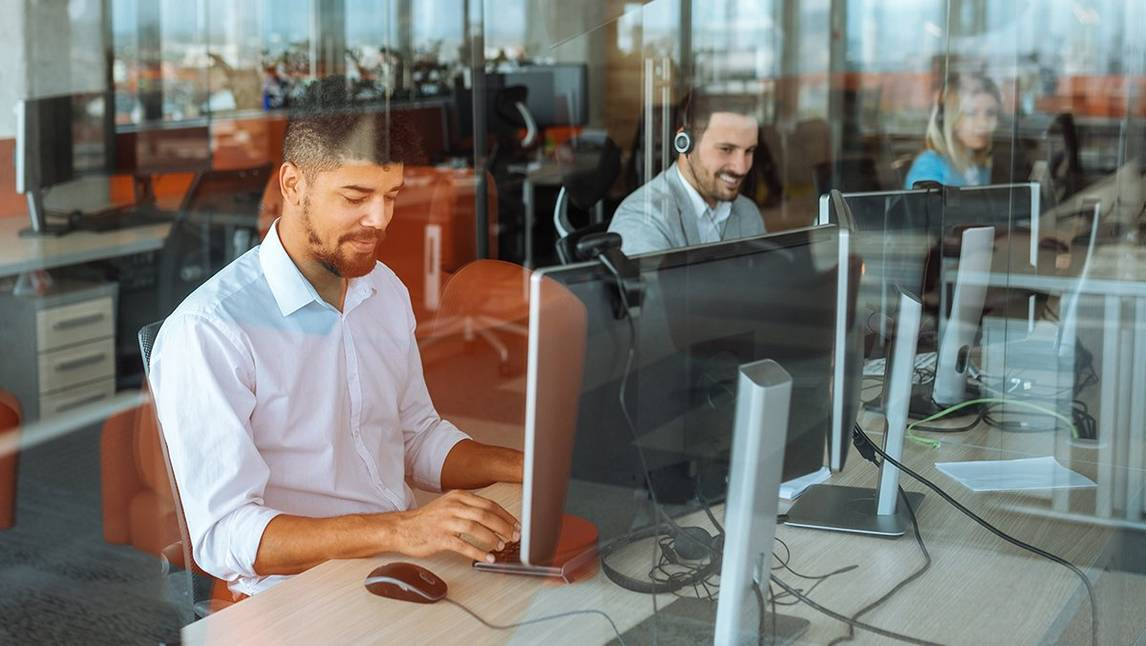 Intelligent software increases employee productivity