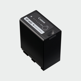 Battery Pack BP-A30/BP-A60 (included)