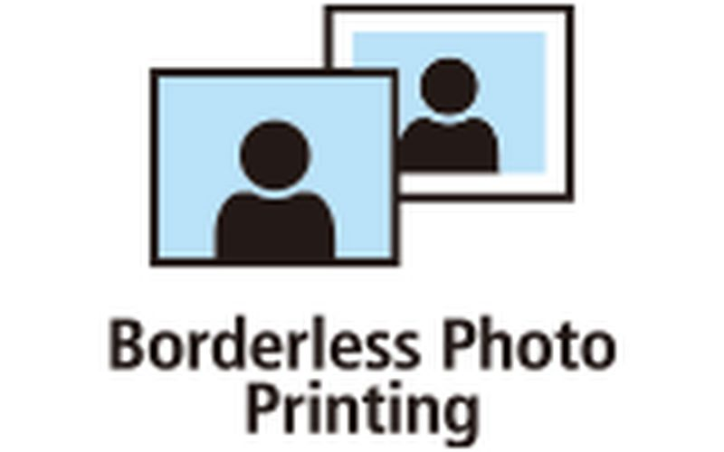Borderless photos