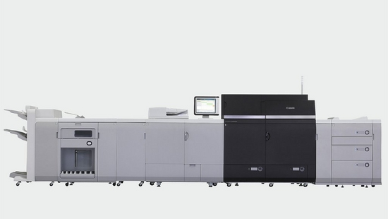 Canon imagePRESS C10000VP color digital press